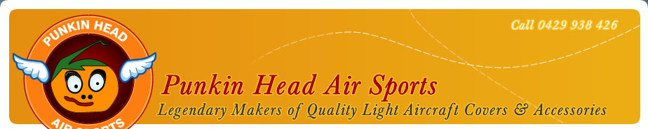 Punkin Head Air Sports - Aircraft Cover Makers